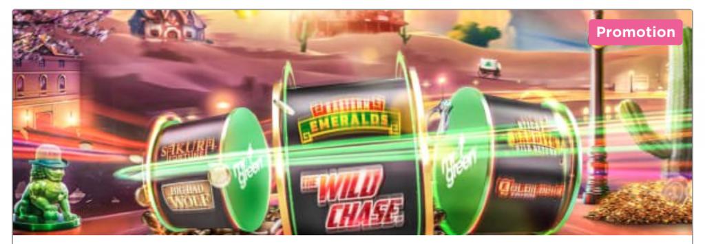 Bonus Codes For Mr Green Casino